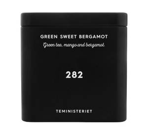 Bilde av Teministeriet - Green Sweet Bergamot  Tin