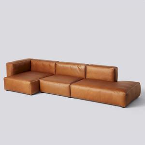 Bilde av Hay - Mags Soft 3 seter combo 5 - Silk leather
